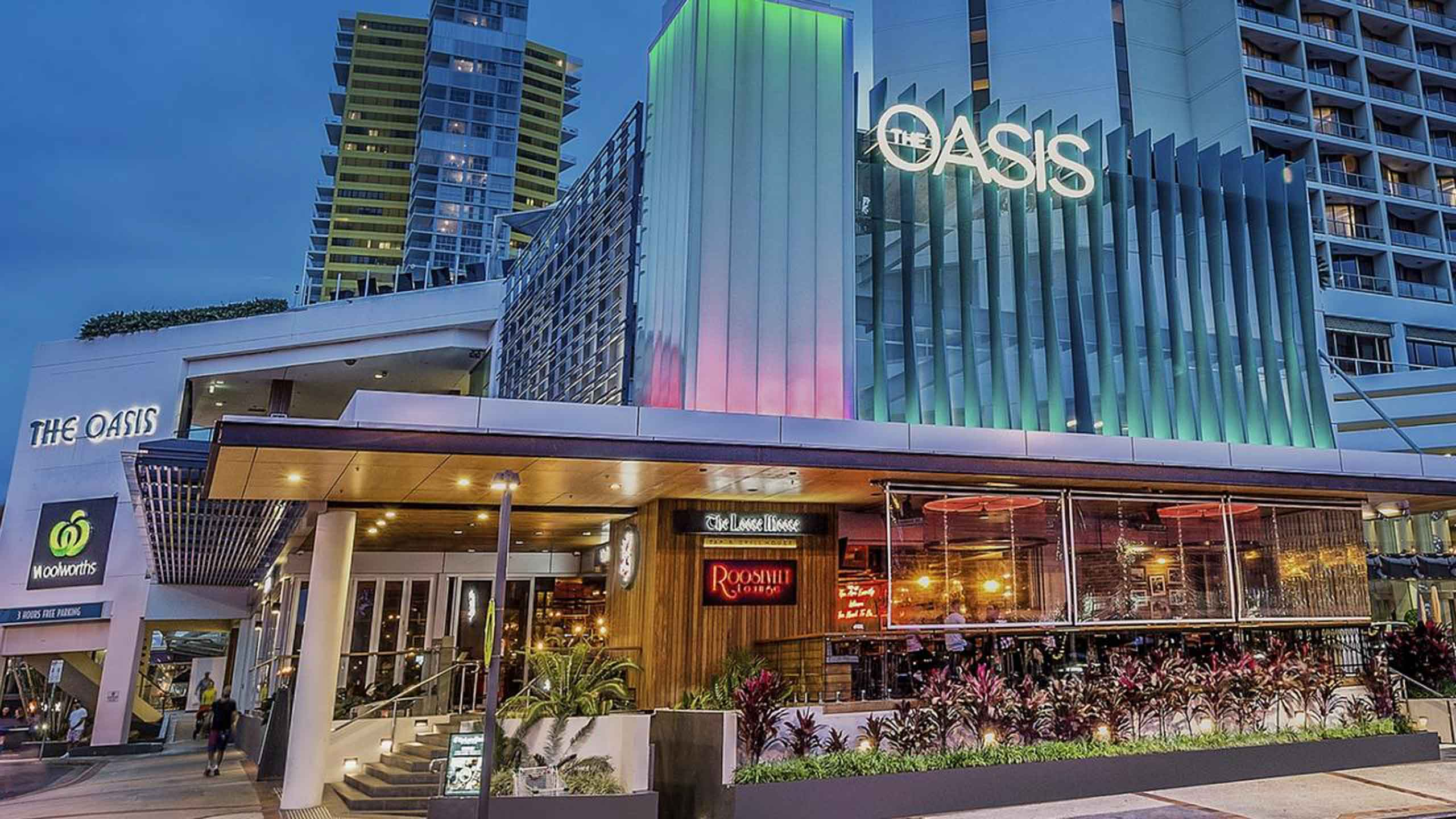 surf-regency-attractions-surfers-paradise-oasis-shopping