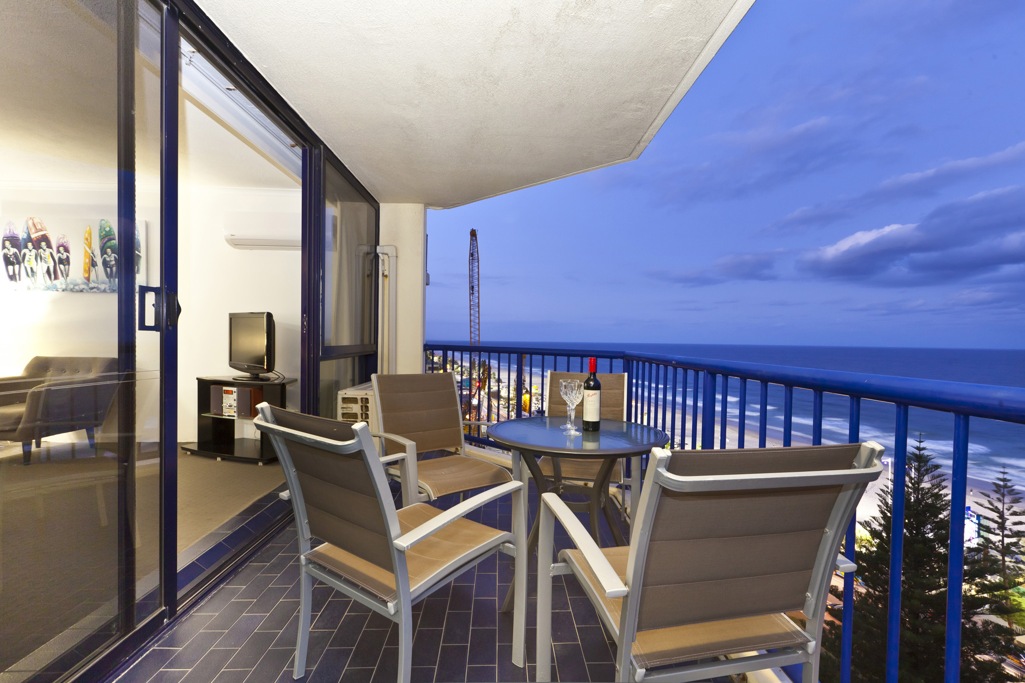 Surf Regency Holiday Apartments Oceanview