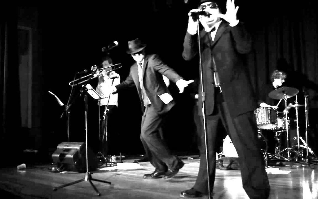 Get Nostalgic with Blues Brothers Rebooted at the RSL Club