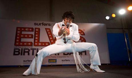 Surf Regency Blog Elvis Viva Surfers Paradise Tribute Festival