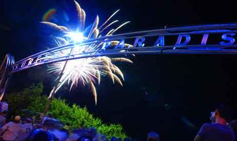 Seafire Fireworks Challenge
