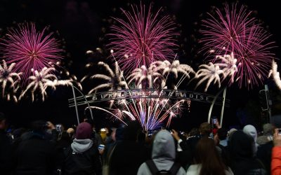Enjoy the Surfers Paradise NYE 2019 Fireworks at Surf Regency