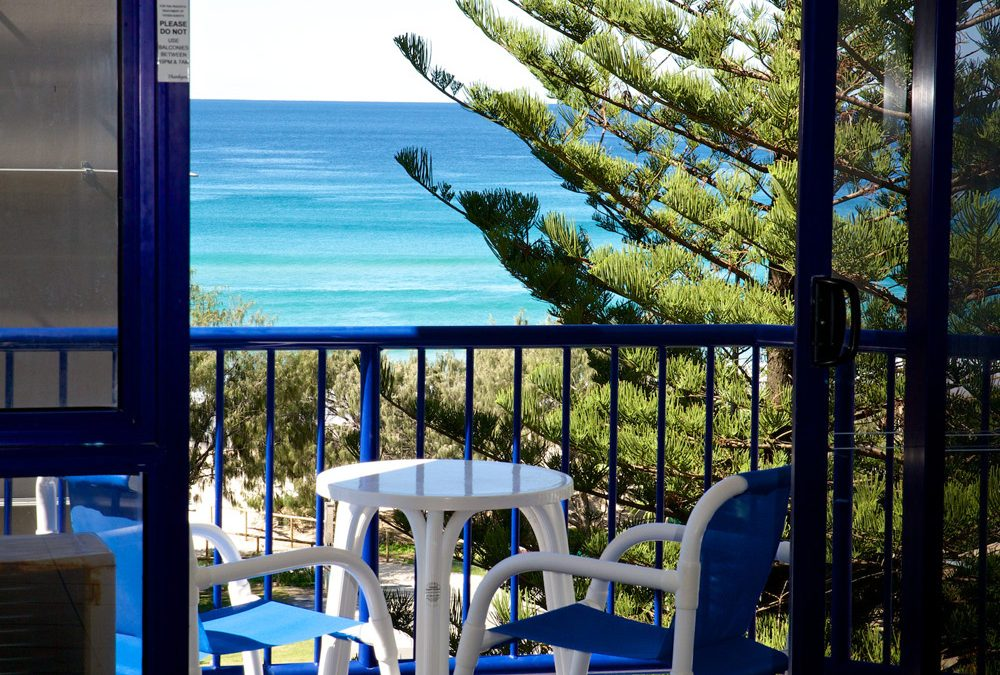 Enjoy a 2 Night Stay at Our 2 Bedroom Oceanview Apartment