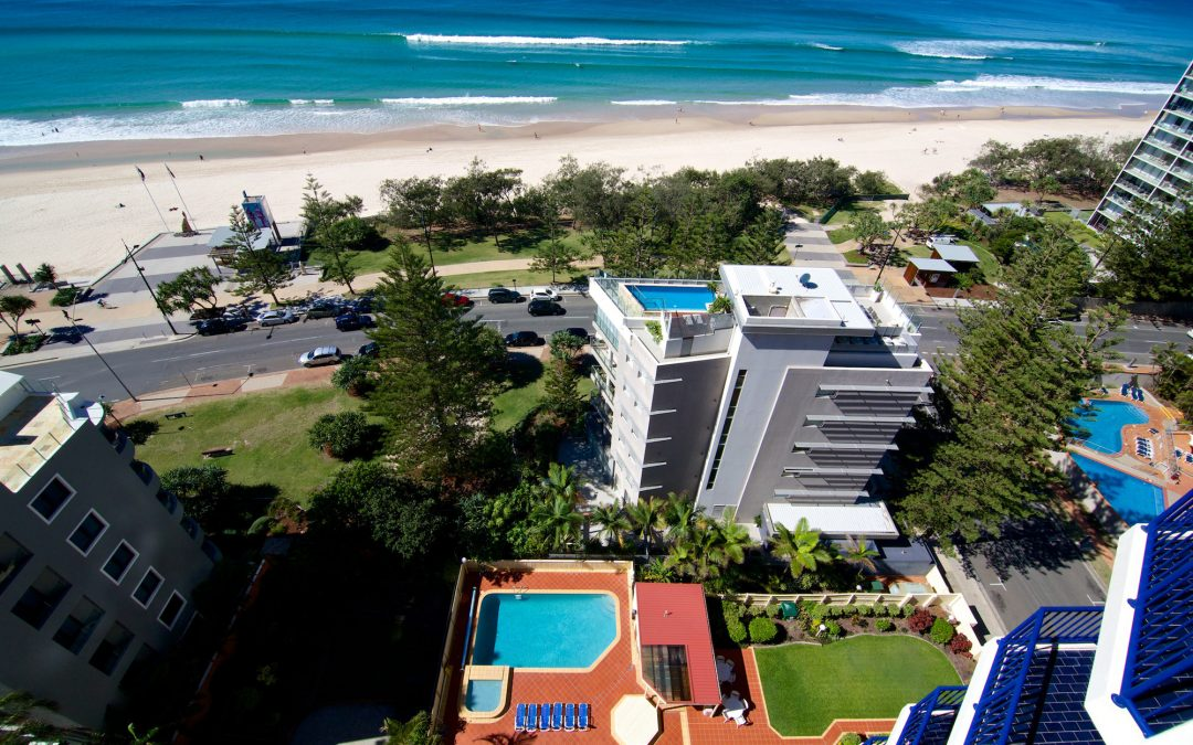 An Oceanview Experience on the Gold Coast at Surf Regency
