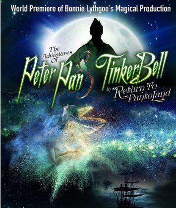 'The Adventures of Peter Pan and Tinkerbell in Return to Pantoland' in Surfers Paradise this Win
